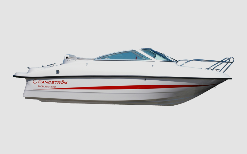 Sandström D-Cruiser 570