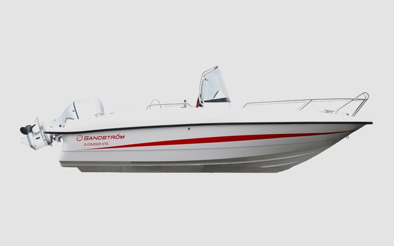 Sandström S-Cruiser 570