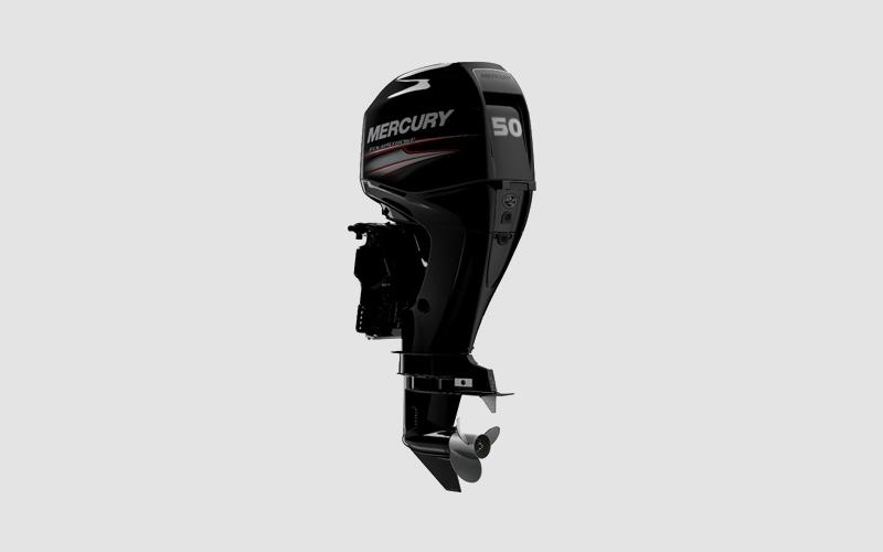 Mercury F50 EFI