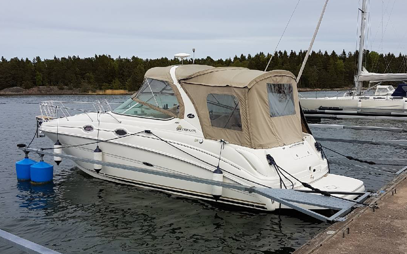 Sea Ray 280/315 – 2 x Mercruiser 4.3L MPI