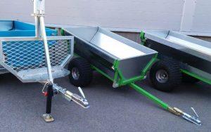 Gårdsvagn & kombivagn till ATV